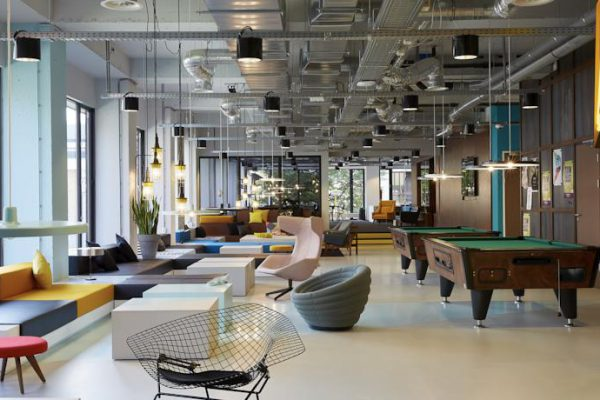 Coworking The Student Hotel