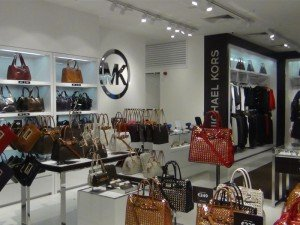 Outlet store Michael Kors by Uno Fabbrica